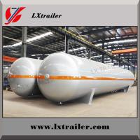 3 axles 30M3-60M3 lpg tank trailer price lpg gas tanker LPG tank semi trailer Manufactures