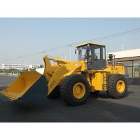 China Yellow Heavy Construction Machinery ZL30F Wheel Loader With 1 Cbm Bucket 3000kg on sale