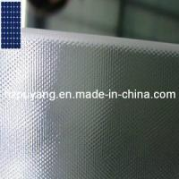 3.2mm Coated Solar Module Glass Manufactures