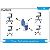 Blue Hospital ENT Examination Chair 360°Arounding Scope 680 * 650 * 1210mm Manufactures