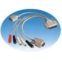 Buy cheap Mode Number:TS-0048Product Multi Media CableDB25M TO IHD 15FHDB15M * 1PCDC3.5F * 5PCS from wholesalers