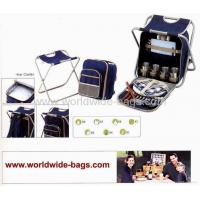 China Picnic Backpack (for 4 Persons) WW04-0415 wholesale