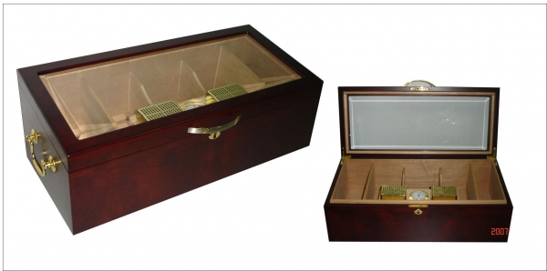 Quality Cigar cabinetProduct  100ct humidor for sale