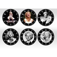 China Clocks ProductNamePLASTIC CLOCK wholesale