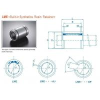 LME、LME-AJ、LME-OP Linear Ball Bushing Manufactures