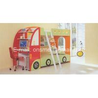 China B332-A Bunk bed, with desk on sale