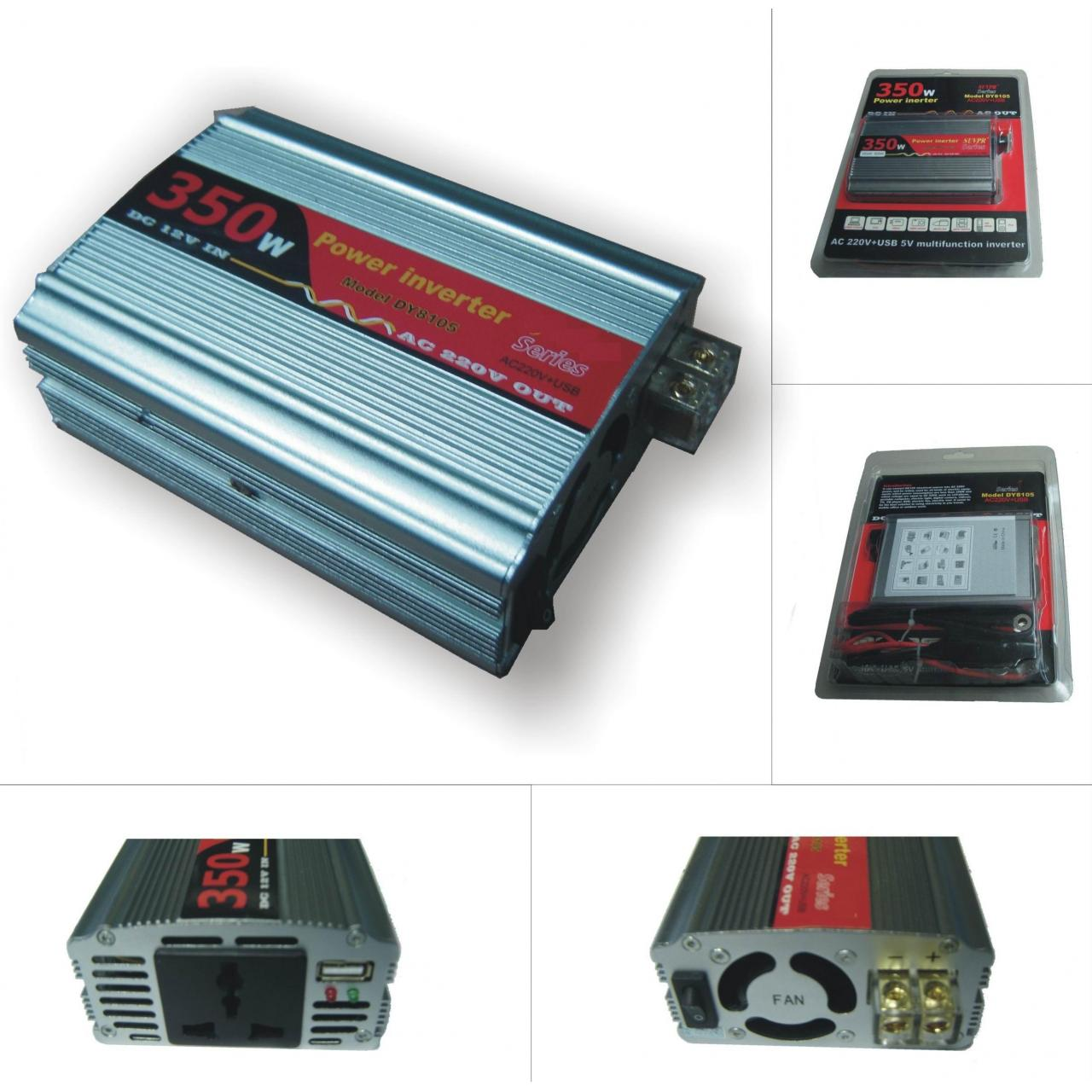 Buy cheap CAR POWER INVERTER from wholesalers