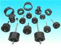 China Magnetic Device Injection Ferrite MagnetInjection Bonded Ferrite Magnet / Injection Comple on sale