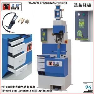 China Nailing machine SemiAutomatic YE-308BSemi Automatic Nailing Machine