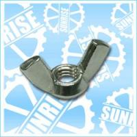 China Cold Forged Wing Nuts on sale