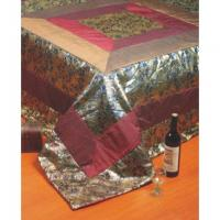 China Quilts  Satin Bed Sheet Set - QU009 on sale