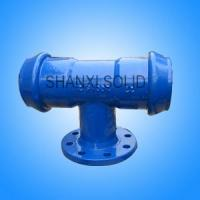 China Ductile Iron/PVC Pipe Fittings on sale