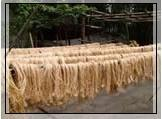 China Raw bamboo fiber wholesale