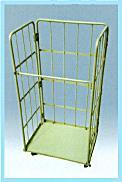 Airport Luggage Trolley Roll Container & Luggage Barrow Roll Container & Luggage Barrow