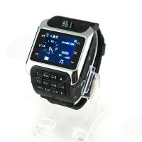 Mobile phone CNEG110 Bluetooth Watch phone with key pad Manufactures