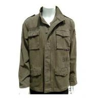China Casual Canvas parka wholesale