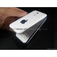 iPhone Q300 flip mobile phone two sim cards metal body Manufactures