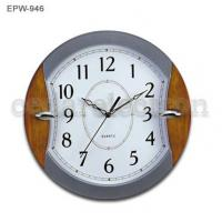 Wooden Wall Clock EPW-946 Manufactures