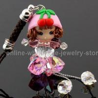 Cherry Girl Wholesale Cell Phone Straps Manufactures