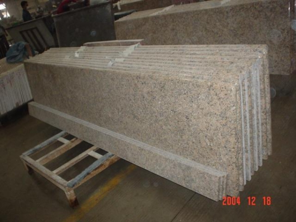 Quality CL-GC023 granite countertops for sale