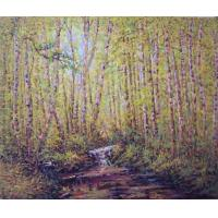China Handmade Oil Painting - Landscape on sale