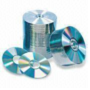Buy cheap CD-R-01 Blank CD-ROM with Writing Speed of 48 to 52x from wholesalers