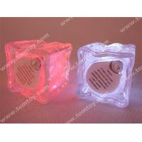 Buy cheap TM205-Flash Ice Cube from wholesalers