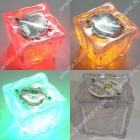 Buy cheap TM208-Water-Sensor Flashing Ice Cube from wholesalers