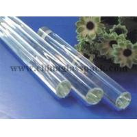 Boro 3.3 clear glass rod Manufactures