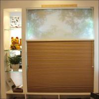 China cordless pleated blind on sale