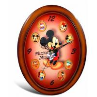 China carton clock WS-3512D wholesale