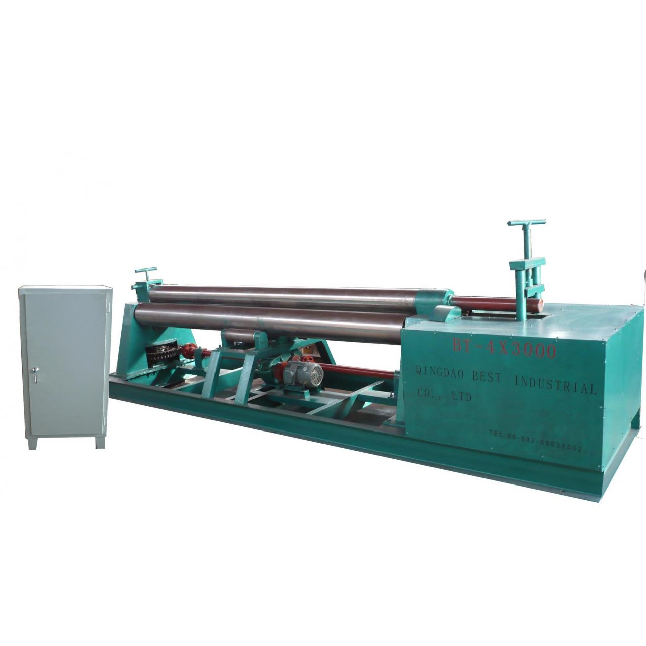 Metal Rolling Machine Manufactures