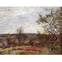 Impressionist(3830) Alfred_Sisley_Art_32 Manufactures