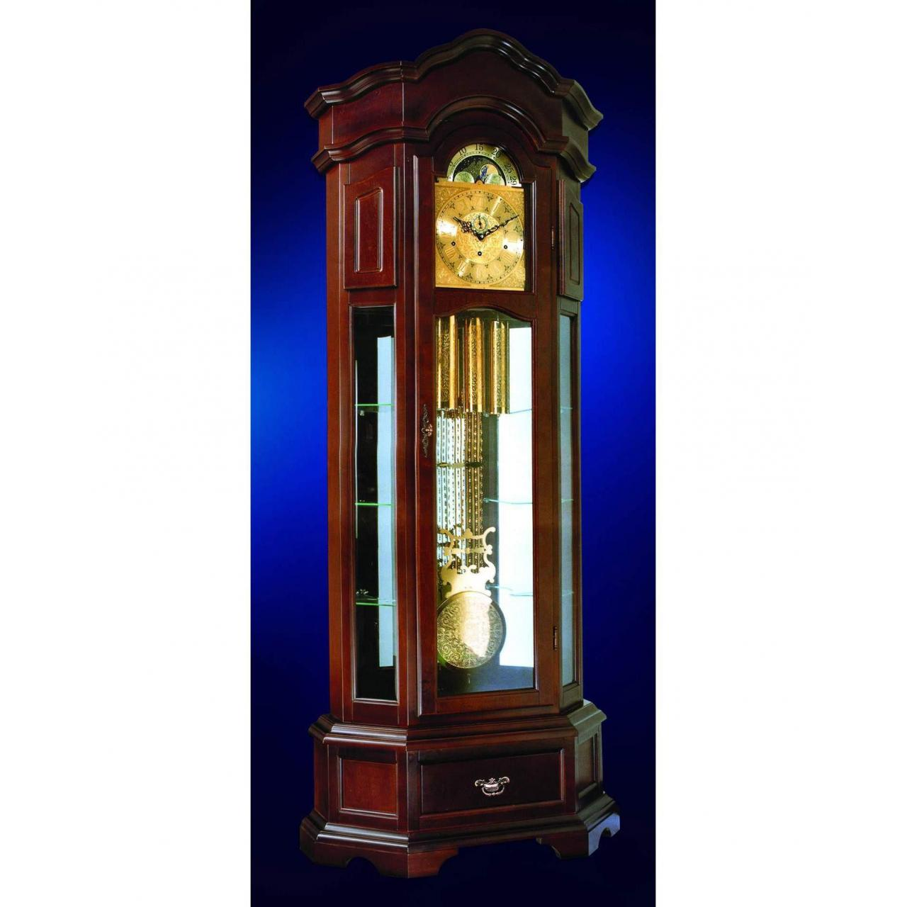 Grandfather clocks Detail MG8001 Manufactures