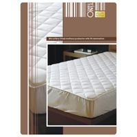 China Quilt & Pillow Microfibre filled Mattress Protector with PU Lamin on sale