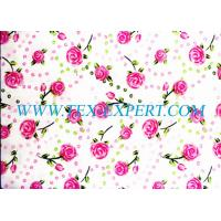 China Ramie/Cotton Plain Printed wholesale