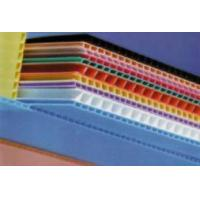 China PP/PC Hollow Profile Sheets Board Extrusion Line on sale