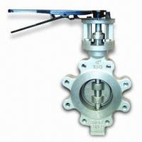 Flanges Butterfly Valves with LUG Type Manufactures