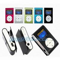 MP3 Player MP3 player,1.1 LCD, Clip up Manufactures
