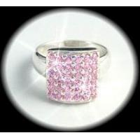 Rings Pink Dazzle Dot Model :R-0002