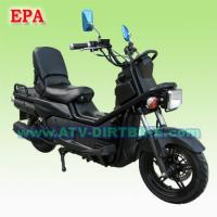 250cc/260cc SCOOTER 150T-24 Products EPA & DOT Vehicle (USA)  EPA Scooter  150cc  SCOOTER 150T-24