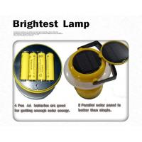 Buy cheap Solar Camping Lanterns from wholesalers