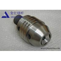 China Screw barrel assembly parts Products Name:screw tips,non return valve on sale