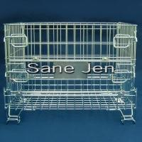China European Type Wire Mesh Containers on sale