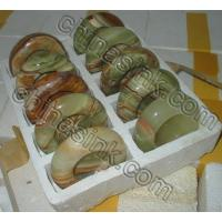 Buy cheap green onyx desktop gift packing 01 from wholesalers