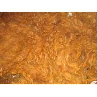 Colored wool (scoured) tannery or clipped