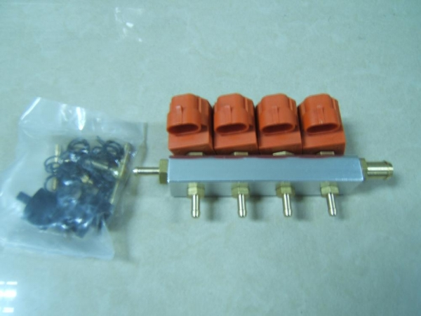 Quality CNG/LPG Injector Rail for 4 Cyl.Car for sale