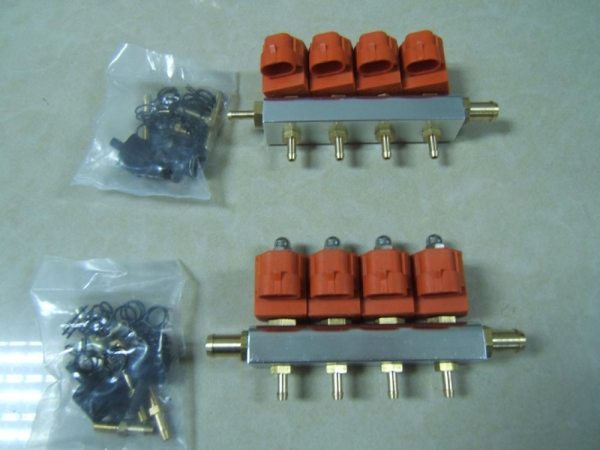 Quality CNG/LPG Injector Rail for 8 Cyl.Car for sale