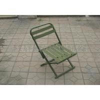 Mechanical processing products Number:ASE-6011Name:Iron Folding Chair Manufactures