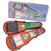 China POKER CHIPS 68100 VOILIN SHAPE GAME SET wholesale